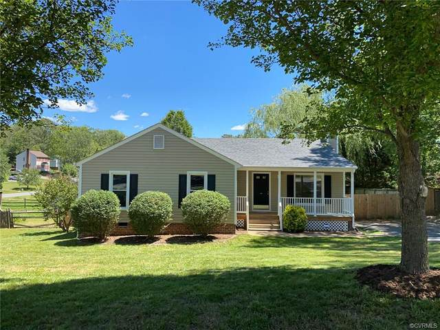 3318 New Found Lane, Chester, VA 23831 (MLS #2016312) :: EXIT First Realty