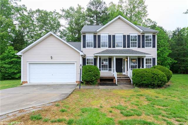 14648 Holding Pond Court, Midlothian, VA 23112 (MLS #2016317) :: Small & Associates