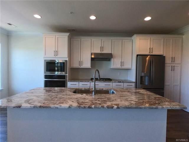 2022 Libbie Lake West Street B, Henrico, VA 23230 (MLS #2016365) :: The RVA Group Realty