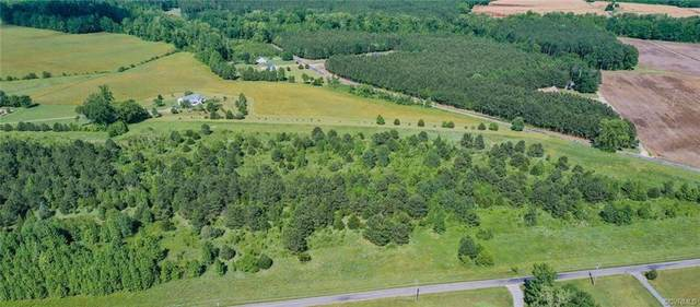 Lot 4 Cedar Lane, Disputanta, VA 23842 (#2016368) :: Abbitt Realty Co.