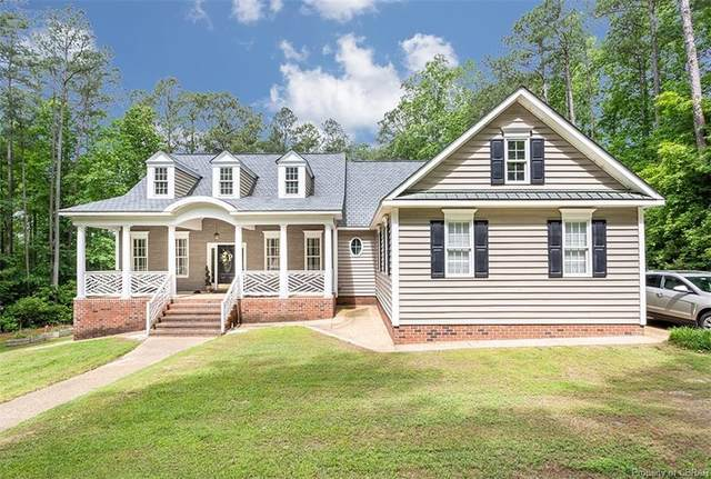 11678 River Crest Drive, Gloucester, VA 23061 (MLS #2016392) :: The Redux Group