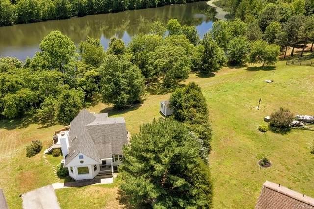 6463 Lakevista Circle, Mechanicsville, VA 23111 (MLS #2016422) :: Small & Associates