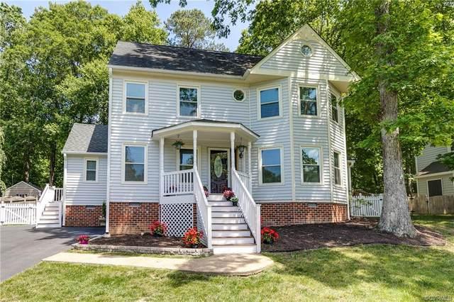 1013 Worsham Green Terrace, Chesterfield, VA 23114 (#2016430) :: Abbitt Realty Co.