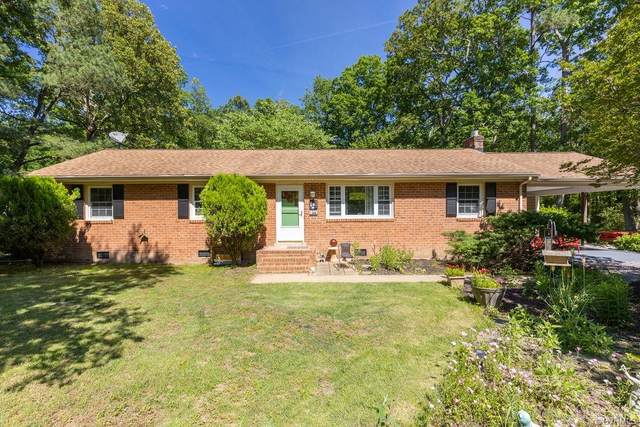 14101 Cedar Creek Road, Chesterfield, VA 23838 (MLS #2016497) :: The RVA Group Realty