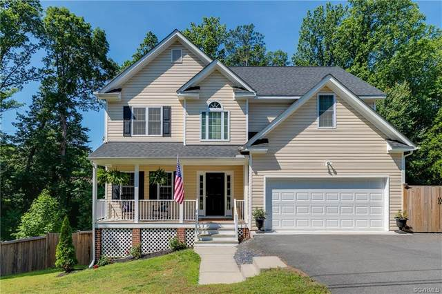 9741 Fernleigh Drive, Richmond, VA 23235 (MLS #2016531) :: EXIT First Realty