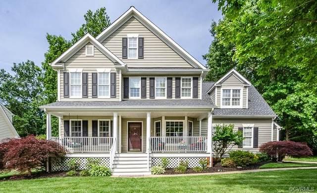 9454 Stone Spring Drive, Mechanicsville, VA 23116 (MLS #2016532) :: Small & Associates