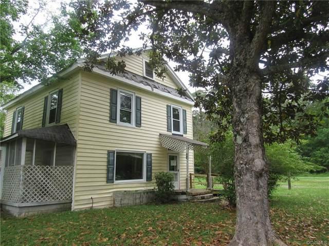 28708 Oak Grove Road, North Dinwiddie, VA 23805 (MLS #2016565) :: Small & Associates
