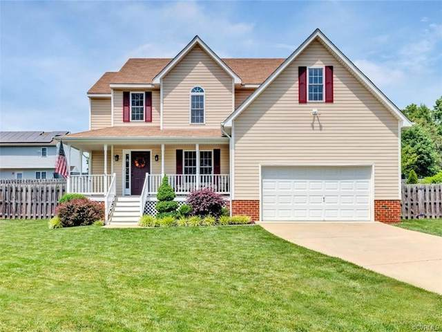 15400 Featherchase Drive, Chesterfield, VA 23832 (MLS #2016589) :: The RVA Group Realty