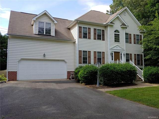12212 Timbercross Place, Henrico, VA 23233 (MLS #2016633) :: EXIT First Realty