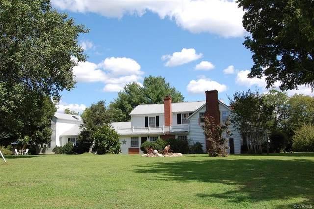 1800 Capeway Road, Powhatan, VA 23139 (MLS #2016662) :: The RVA Group Realty
