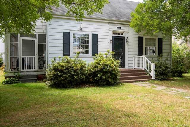 619 S Water Lane, Tappahannock, VA 22560 (MLS #2016668) :: Small & Associates