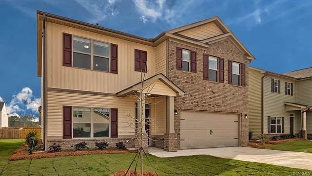 7534 Sedge Drive, New Kent, VA 23124 (MLS #2016689) :: The RVA Group Realty