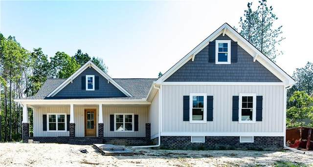 8024 Clancy Place, Chesterfield, VA 23838 (MLS #2016824) :: The RVA Group Realty