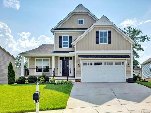 9824 Bayford Drive, Chesterfield, VA 23112 (MLS #2016869) :: The RVA Group Realty