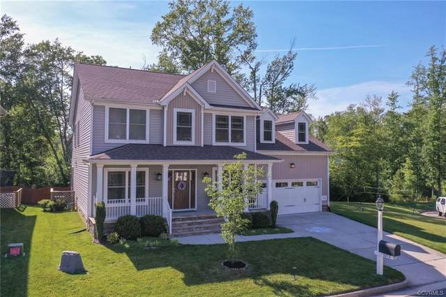 3212 Farcet Terrace, Chesterfield, VA 23112 (MLS #2016970) :: EXIT First Realty