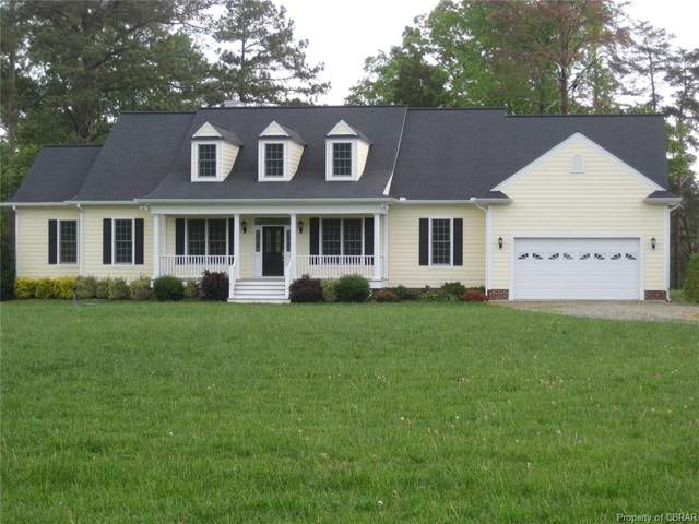 50 Hall Farm Drive, Heathsville, VA 22473 (#2017028) :: Abbitt Realty Co.