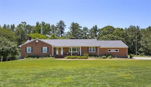 14199 Blunts Bridge Road, Ashland, VA 23005 (MLS #2017328) :: EXIT First Realty