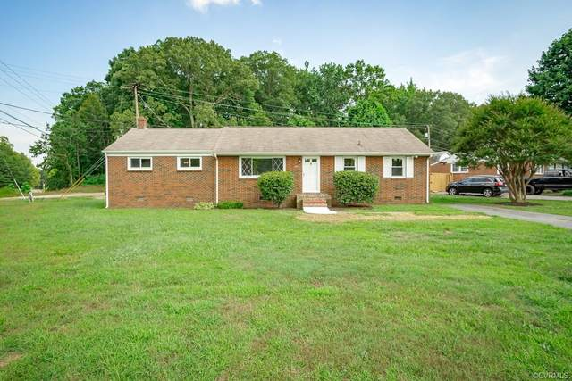 4601 Willesden Road, Chesterfield, VA 23234 (MLS #2017474) :: EXIT First Realty