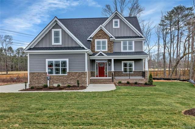 706 Bella Way, North Chesterfield, VA 23236 (MLS #2017526) :: EXIT First Realty