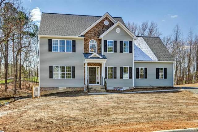 700 Bella Way, North Chesterfield, VA 23236 (MLS #2017527) :: Village Concepts Realty Group