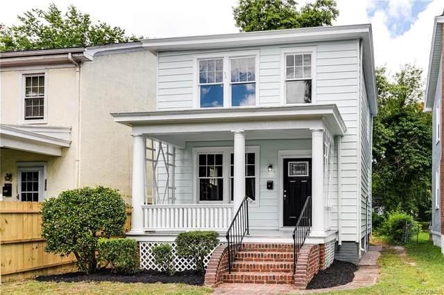 2908 3rd Avenue, Richmond, VA 23222 (MLS #2017590) :: Small & Associates
