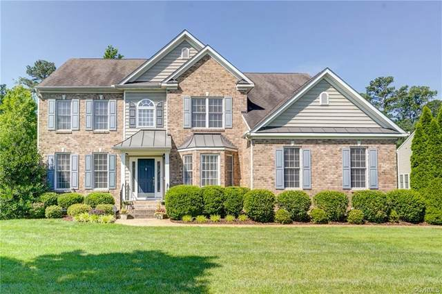 5231 Drystack Lane, Glen Allen, VA 23059 (MLS #2017742) :: The Redux Group