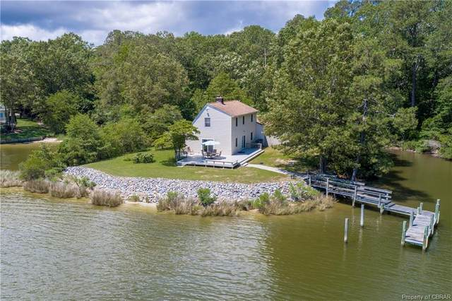 422 Twiggs Ferry Road, Hartfield, VA 23071 (MLS #2017854) :: The RVA Group Realty