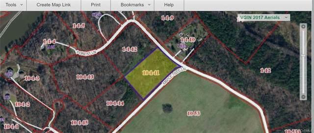 TBD Forest Lane, Spring Grove, VA 23881 (MLS #2017862) :: Treehouse Realty VA