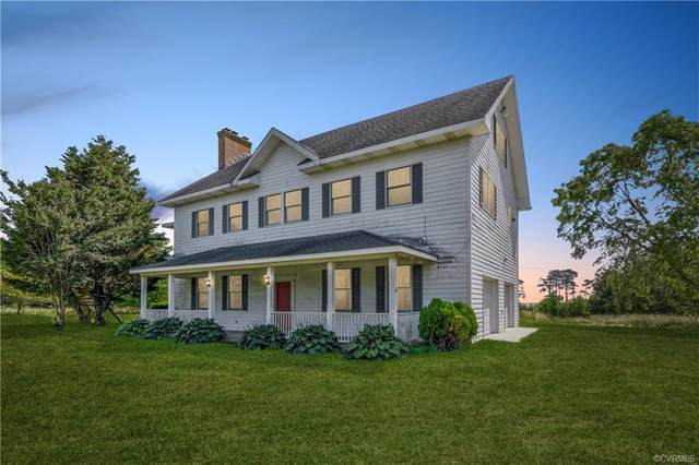 6192 Narrow Channel Branch, Cape Charles, VA 23310 (MLS #2017959) :: The Redux Group