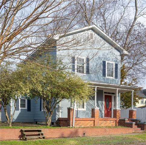 331 4th St, West Point, VA 23181 (MLS #2017975) :: The Redux Group
