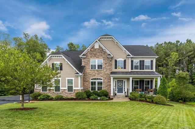 6237 Shotwell Terrace, Moseley, VA 23120 (MLS #2018023) :: EXIT First Realty