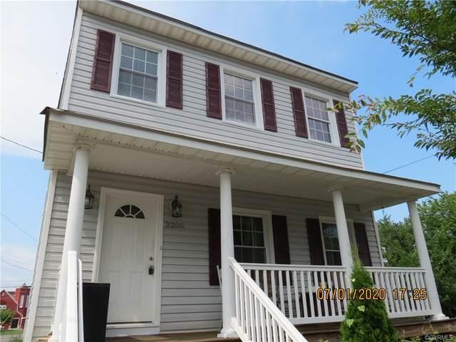 2200 Cedar Street, Richmond, VA 23223 (MLS #2018079) :: Small & Associates