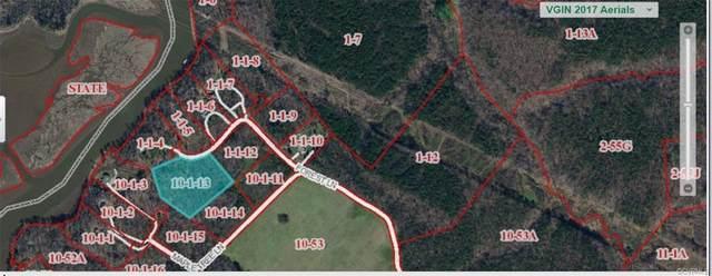 TBD Forest Lane, Spring Grove, VA 23881 (MLS #2018194) :: Treehouse Realty VA