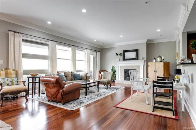 1350 Westwood Avenue U314, Richmond, VA 23227 (MLS #2018272) :: The RVA Group Realty