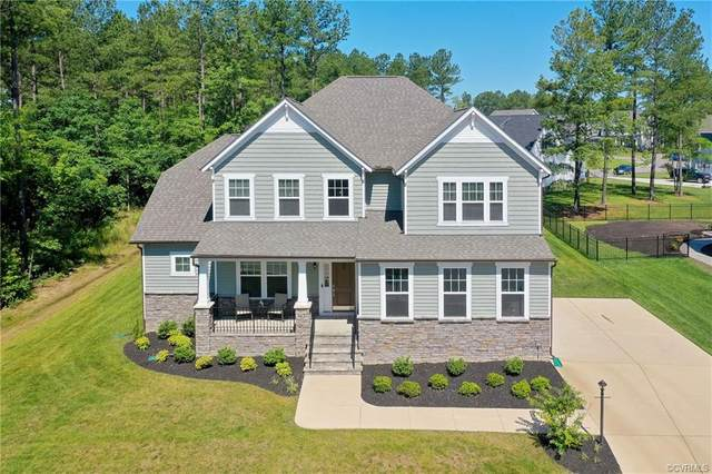 8818 Glen Royal Drive, Chesterfield, VA 23832 (MLS #2018351) :: EXIT First Realty