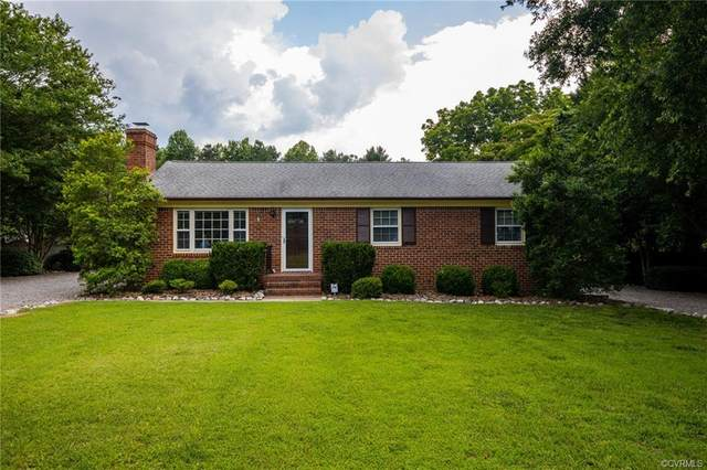 4340 Crown Hill Road, Mechanicsville, VA 23111 (MLS #2018717) :: EXIT First Realty