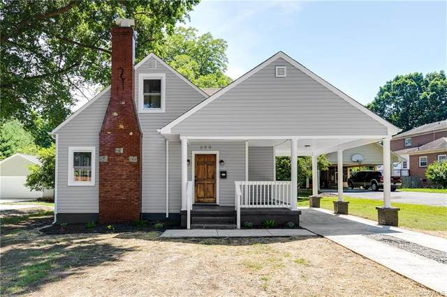 899 Conduit Road, Colonial Heights, VA 23834 (MLS #2018803) :: EXIT First Realty