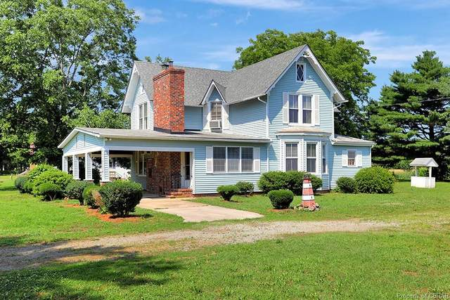 5105 Water View Road, Water View, VA 23180 (MLS #2018817) :: The RVA Group Realty