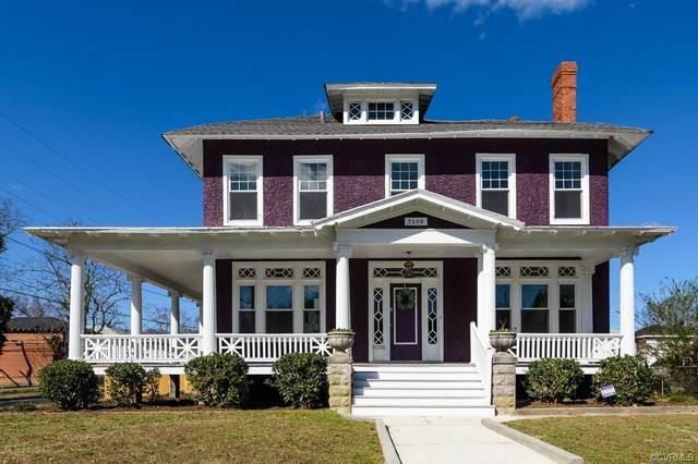 3200 Carolina Avenue, Richmond, VA 23222 (MLS #2019002) :: The RVA Group Realty