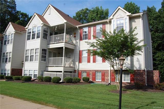 3212 Matilda Cove #206, Henrico, VA 23294 (MLS #2019021) :: Small & Associates