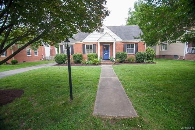 911 Orchard Road, Henrico, VA 23226 (MLS #2019030) :: HergGroup Richmond-Metro