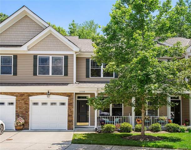 13708 Woodbridge Crossing Way #13, Midlothian, VA 23112 (MLS #2019044) :: Small & Associates