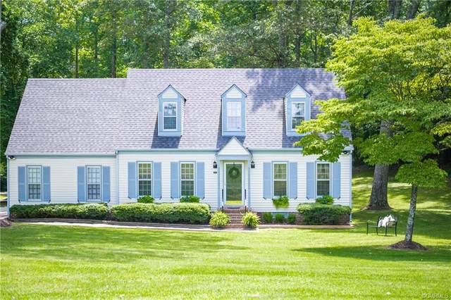 1725 Fairground Road, Maidens, VA 23102 (MLS #2019045) :: Small & Associates