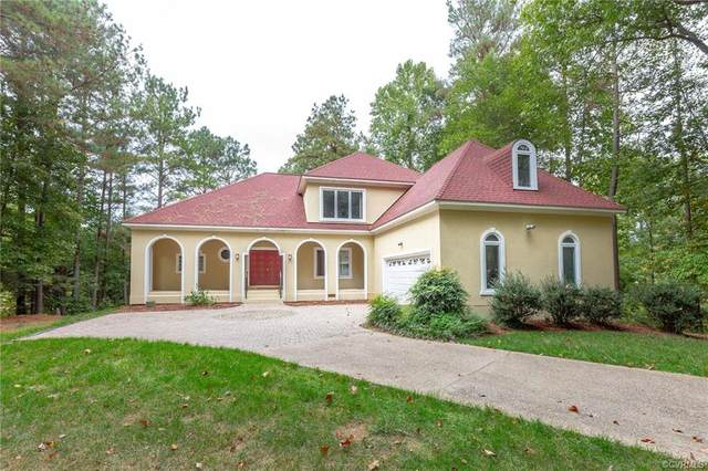8436 Kintail Drive, Chesterfield, VA 23838 (MLS #2019119) :: EXIT First Realty
