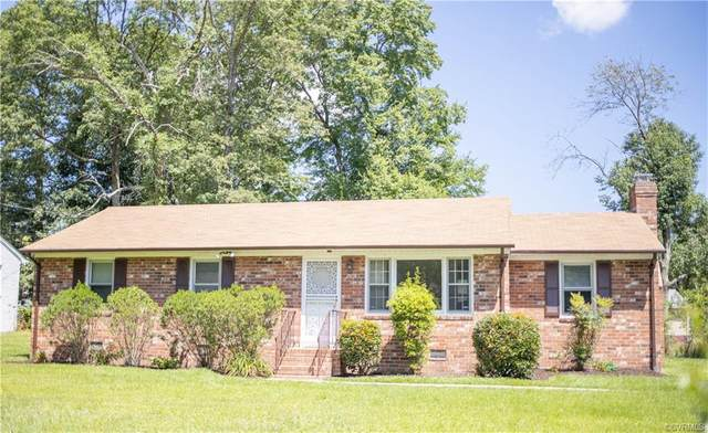 3308 Hawkins Road, Henrico, VA 23228 (MLS #2019169) :: The RVA Group Realty