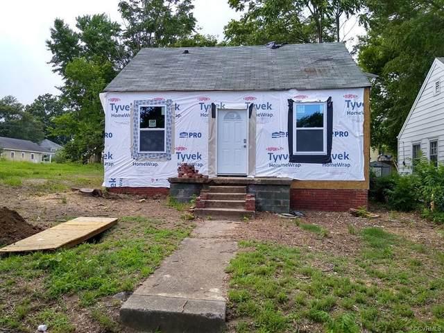 1607 Albany Avenue, Richmond, VA 23224 (MLS #2019211) :: Small & Associates