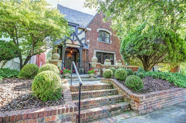 3300 Monument Avenue, Richmond, VA 23221 (MLS #2019224) :: The RVA Group Realty