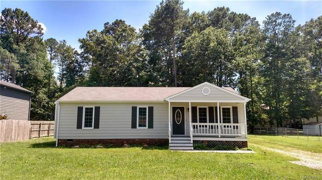 3707 Julep Drive, South Chesterfield, VA 23834 (MLS #2019228) :: EXIT First Realty
