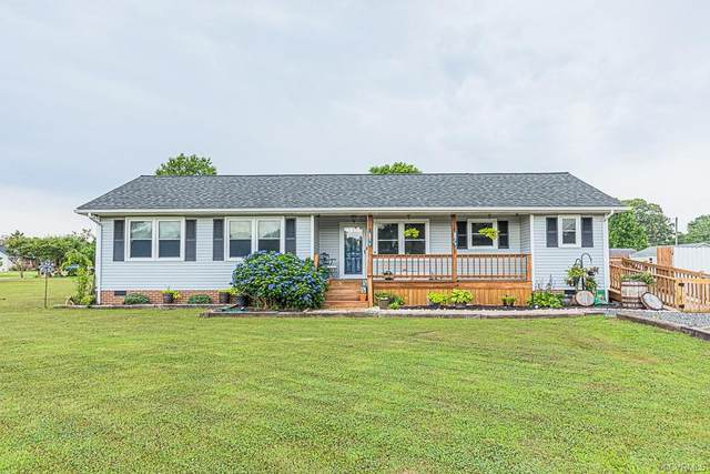 203 Martin Lane, Deltaville, VA 23043 (MLS #2019243) :: The RVA Group Realty