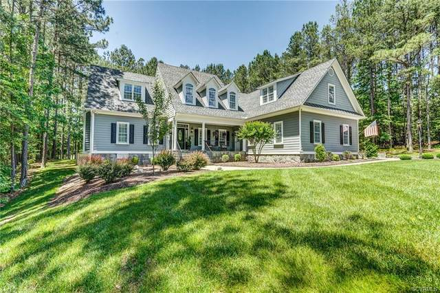 5108 Brandon Pines Drive, Providence Forge, VA 23140 (MLS #2019247) :: The RVA Group Realty